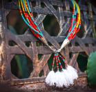 Ожерелье «Капли пустыни Данакил»