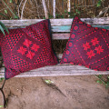 Two pillows set 'Arab motive'