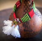 Плечевой браслет «Ритм племени Афар»