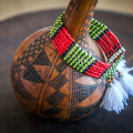 'The Rhythm of the Afar Tribe' shoulder bracelet