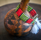 'Rhythm of the Afar Tribe' Shoulder Bracelet