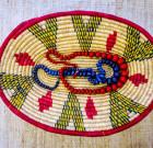 Блюдо из банановой соломки (Эфиопия)