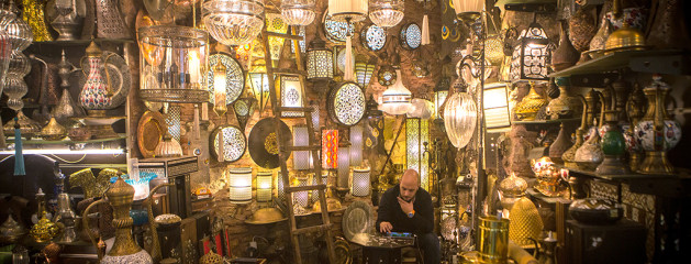 Istanbul Bazaar: all flavours of the Middle East
