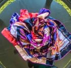 Шелковый платок «Оттоманский сон»
